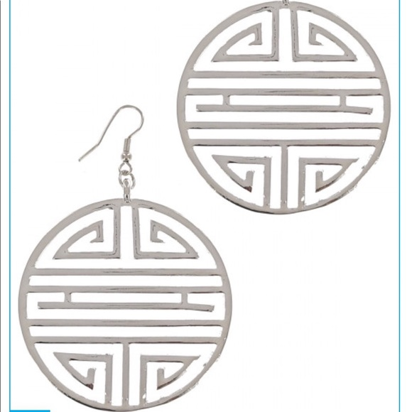🆕Medallion Fashion Dangle Earrings